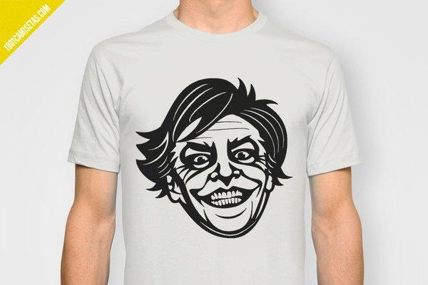 Camiseta Joker Jack Nicholson
