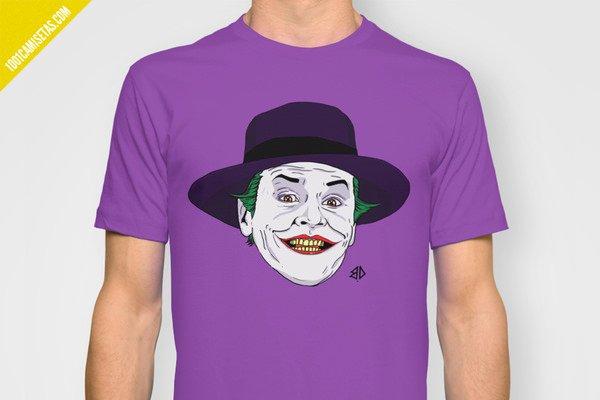 Camisetas Jack Nicholson joker