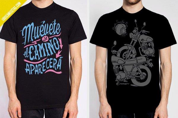Camisetas raulowsky