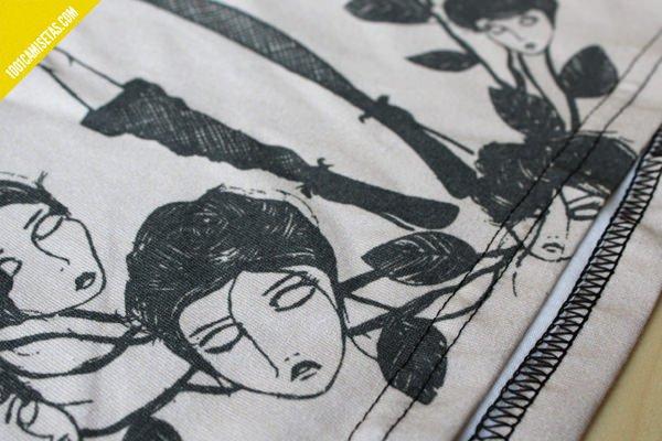 Ilustraciones camisetas