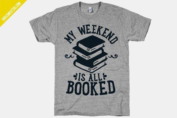 Camiseta divertida lector