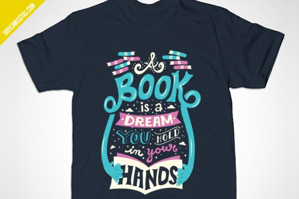 T-shirt books