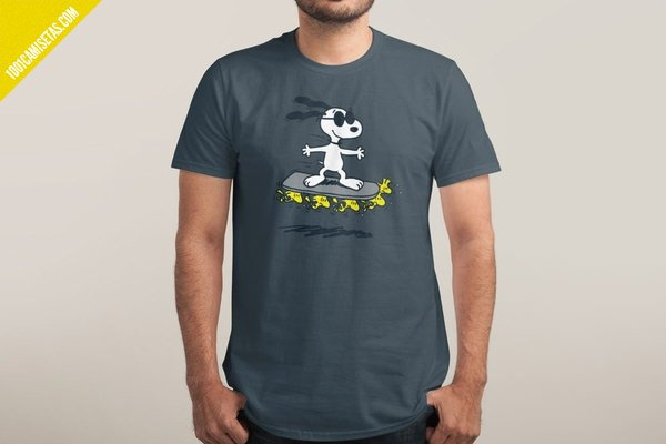 Camiseta divertida snoopy