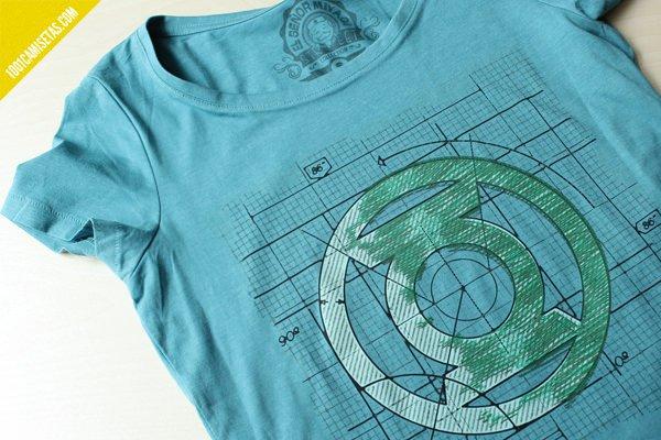 Camiseta green lantern