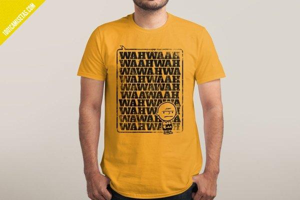Camiseta snoopy threadless