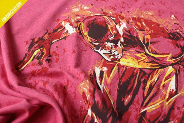 Camisetas flash