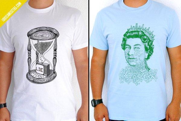 Camisetas pekolejo