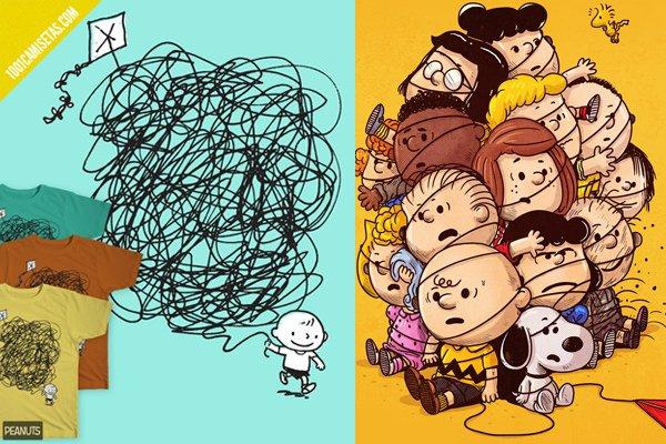 Peanuts threadless