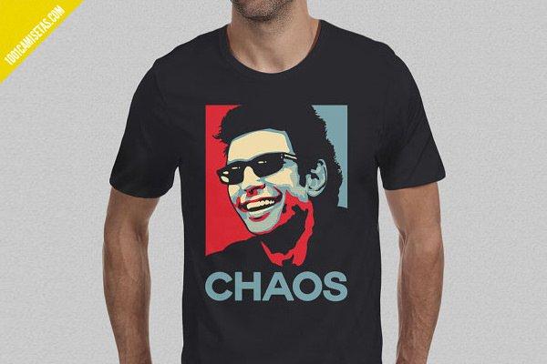 Camiseta Malcolm Jurassic Park
