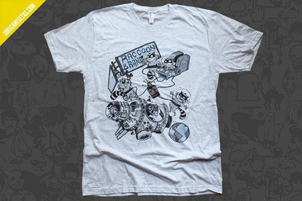 Camiseta dtg