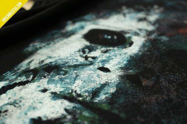 Camiseta halloween dtg