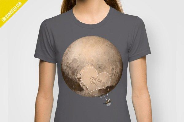 Camiseta pluton