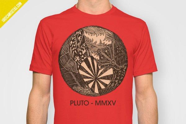 Camiseta steampunk pluton