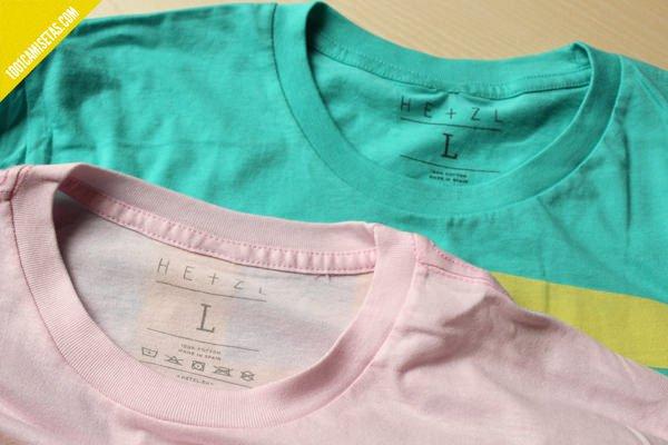 Camisetas diseñadores