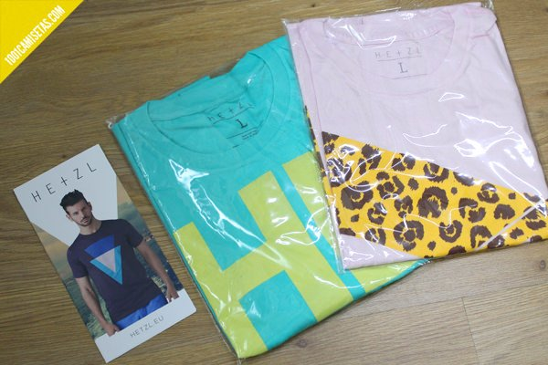 Camisetas hetzl