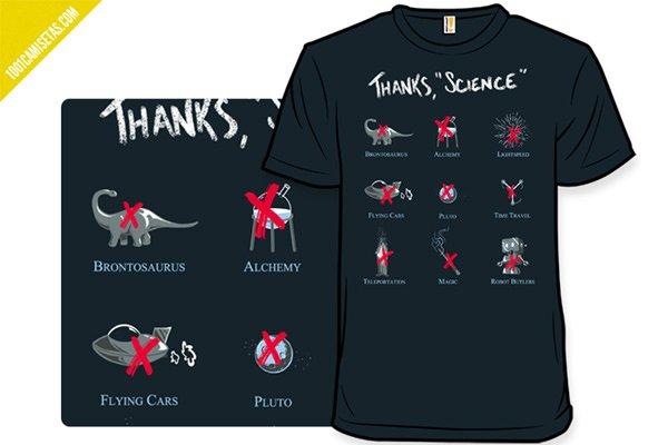 Gracias, ciencia, por arruinarnos la diversión. Ni alquimia, ni dinosaurios, ni coches voladores, ni viajes en el tiempo, ni Plutón.
