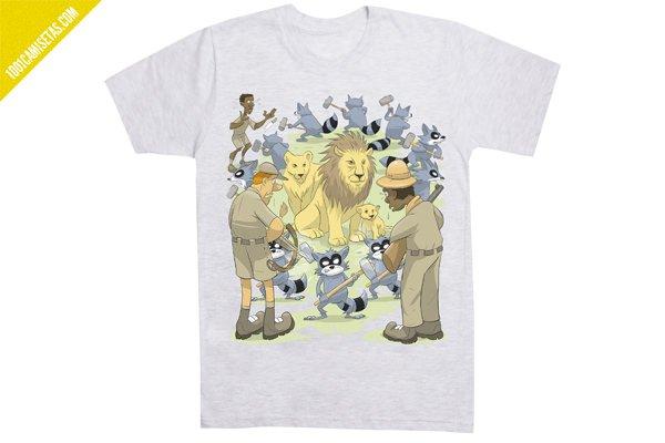 Camiseta solidaria protect