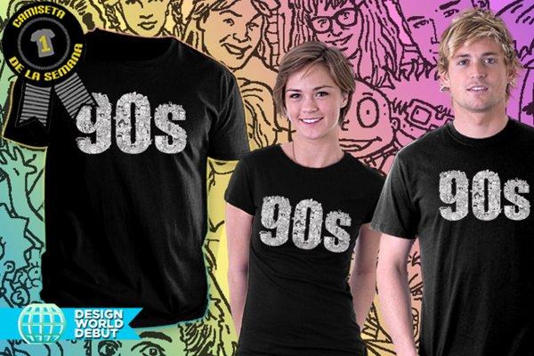 camiseta-semana-90's
