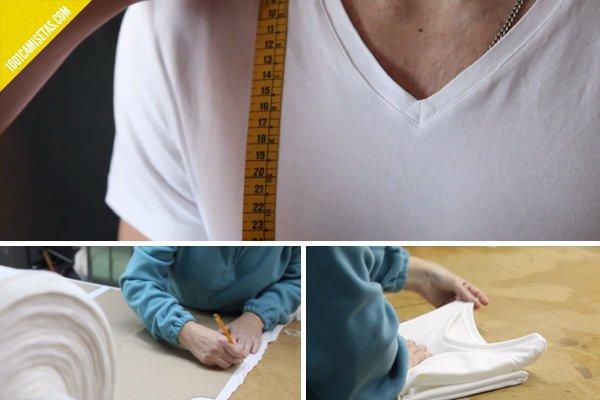 Camisetas confeccionadas costalamel