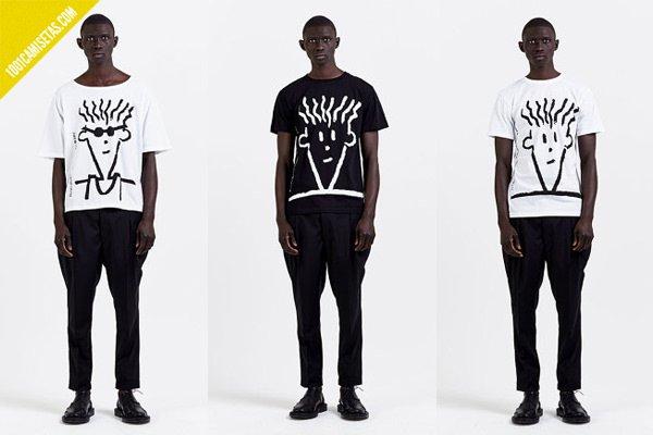 Camisetas fido dido 7up
