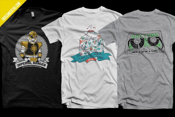 Camisetas gráficas Eneri Mateos