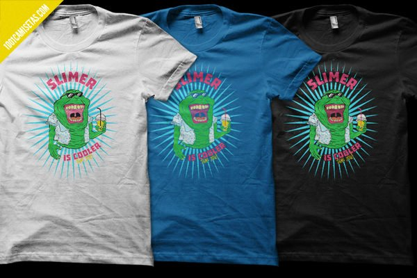 Camiseta cazafantasmas eneri-mateos