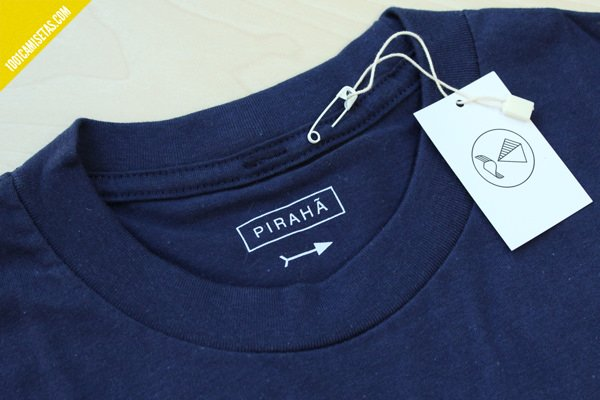 Camiseta piraha procyon