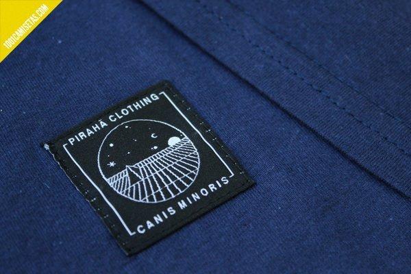 Camiseta procyon piraha