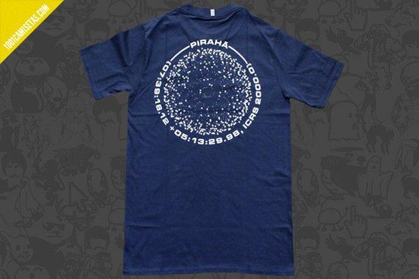 Camiseta procyon