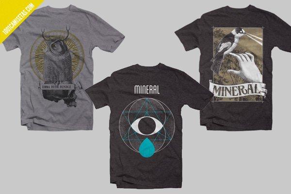 Camisetas Errordesign