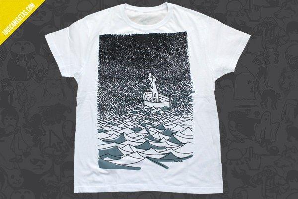 Camiseta barquera FERéSTEQ