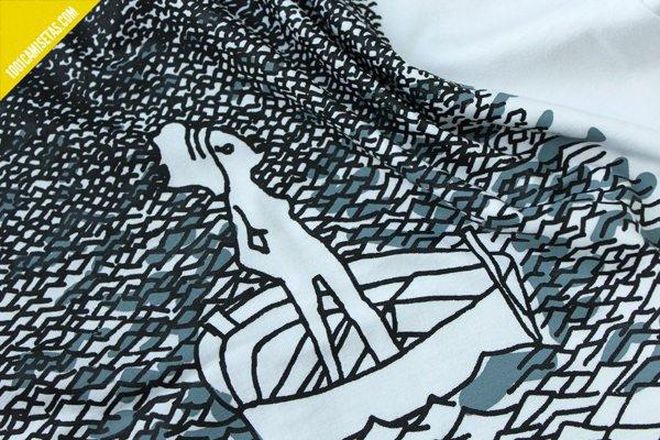 Camisetas FERéSTEQ serigrafía