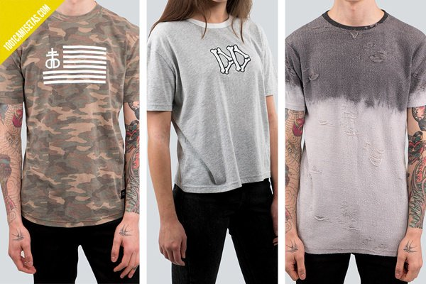 Camisetas dropdead