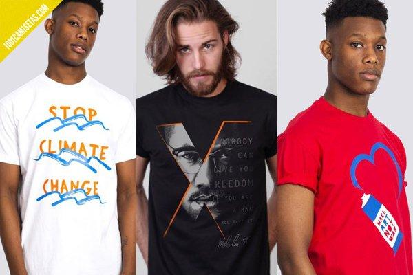 Camisetas políticas