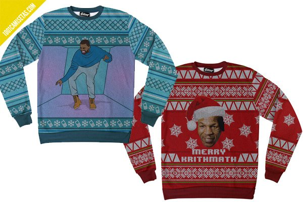 Ugly christmas sweaters beloved