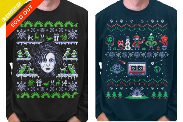 Ugly christmas sweaters guardians of the galaxy