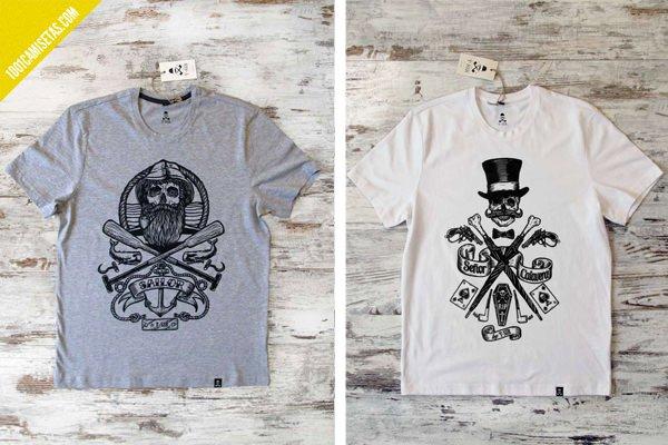 Camisetas t-Sir