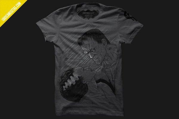 Camiseta romántica san valentin