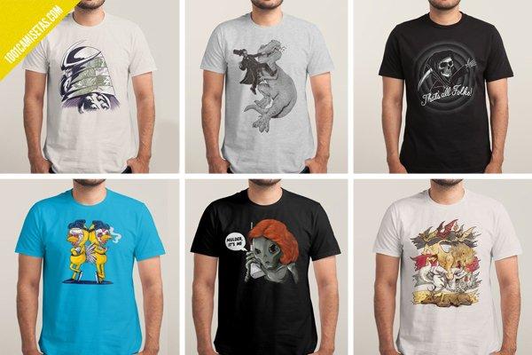 Camisetas alex solis