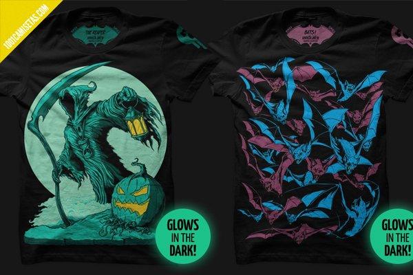 Camisetas seventhink