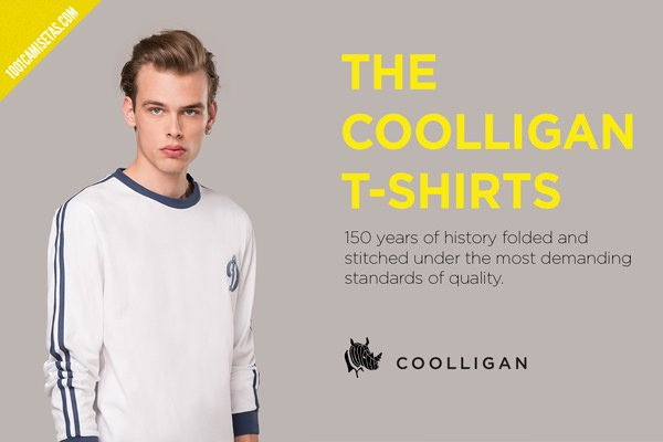 Coolligan t-shirts
