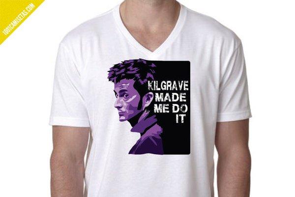 Camiseta kilgrave