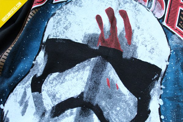 Camiseta señor miyagi stormtrooper