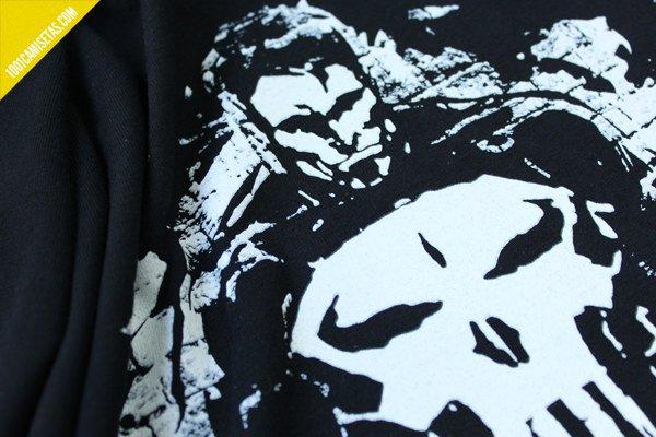 Camiseta señor miyagi the punisher