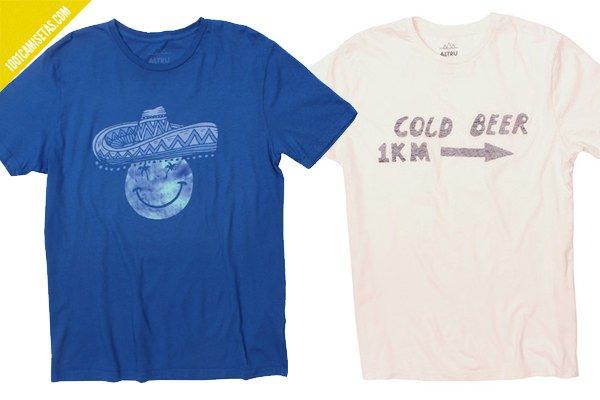 Camisetas altru apparel