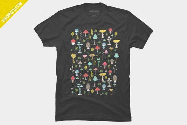 Camisetas medio ambiente