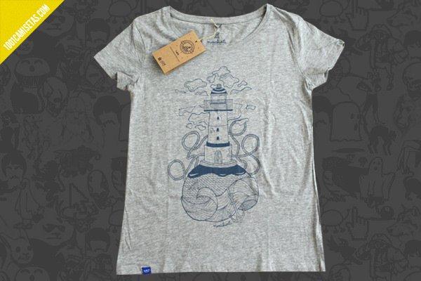 Camiseta faro marabunta