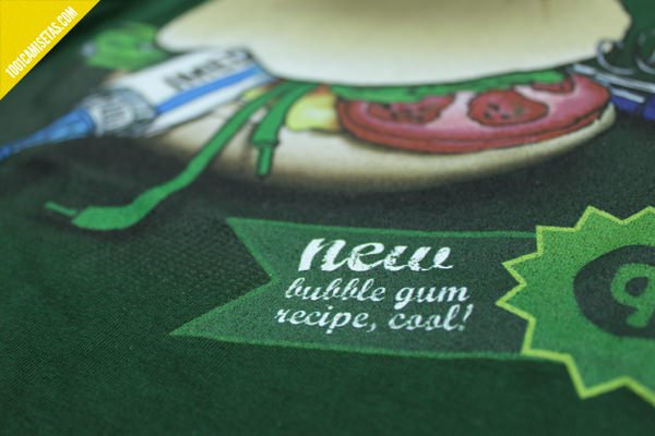 Camiseta pabloky