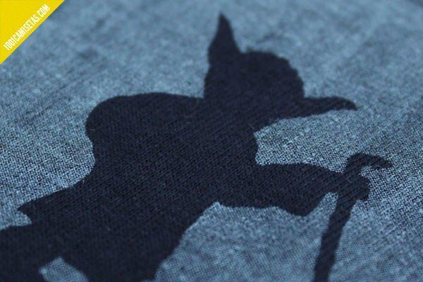 Camiseta señor miyagi yoda