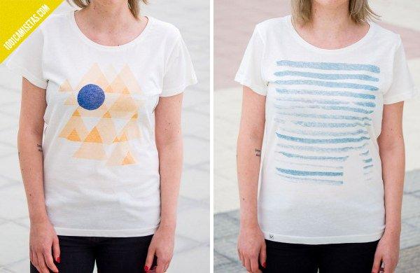 Camisetas algodon organico mandacaru